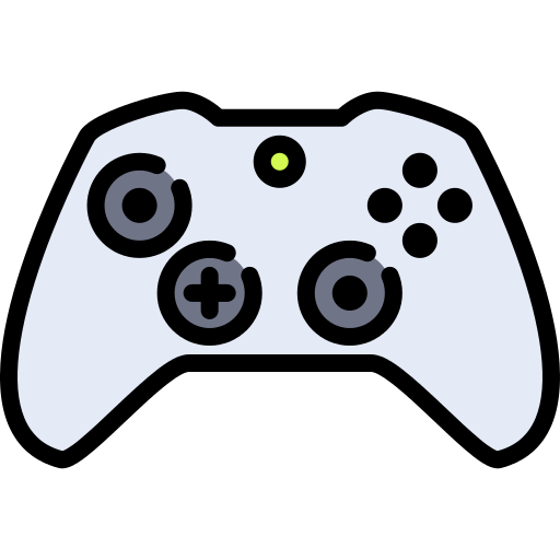 Game Console Gamepad Png Icon