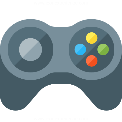 Iconexperience G Collection Gamepad Icon