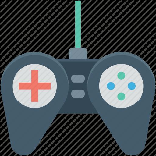 Control Pad, Controller, Game Controller, Game Pad, Game Remote Icon