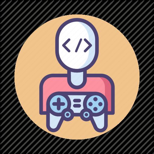 Developer, Game, Game Designer, Game Developer Icon