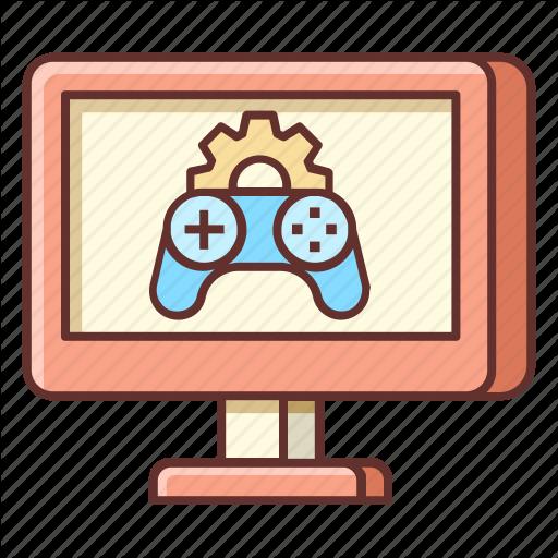 Development, Game, Game Design, Game Development Icon