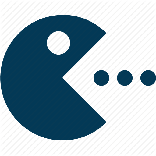 Cartoon, Game, Pacman, Pacman Game, Video Game Icon