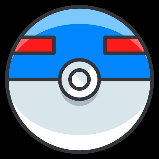 Great, Ball, Pokemon Go, Game Icon Free Of Go Icons