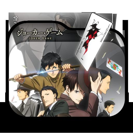 Joker Game Folder Icon