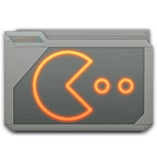 Folder Games Icon Free Download As Png And Icon Easy