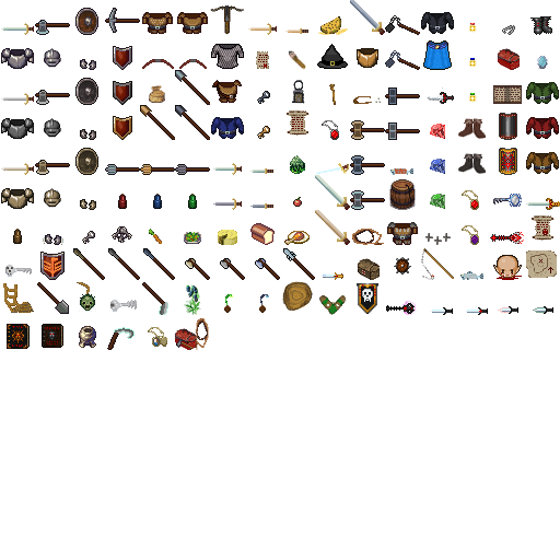 Lpc Items And Game Effects