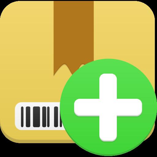 Package Add Icon Flatastic Iconset Custom Icon Design