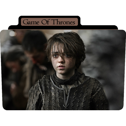 Game Of Thrones Icon Tv Movie Folder Iconset Aaron Sinuhe
