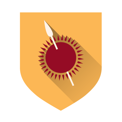 Martell, Game Of Thrones Icon Free Of Game Of Thrones Houses