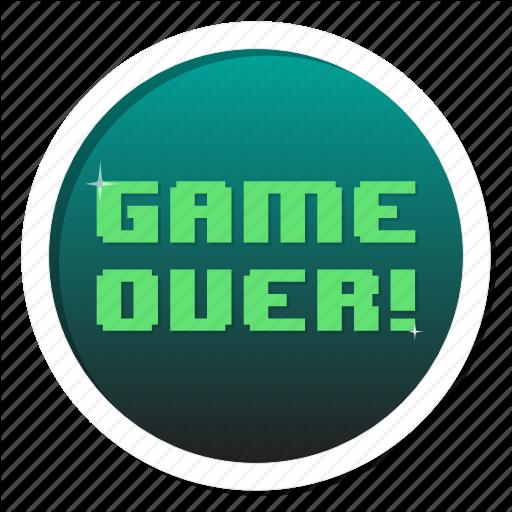 Badge, Death, Die, End, Finish, Game, Game Over, Gamer