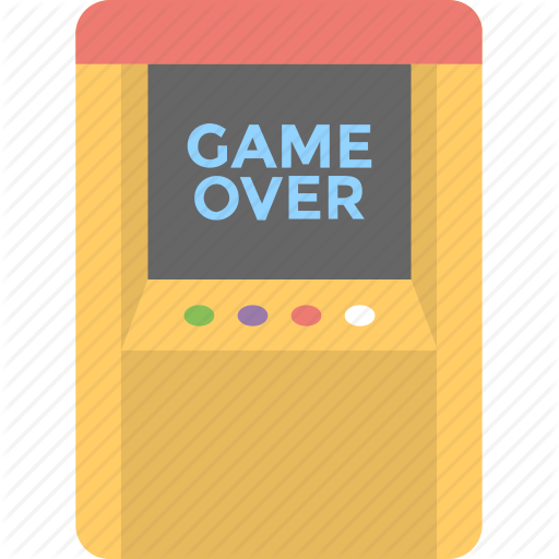 Finished, Game, Game Over, Over, Video Game Icon