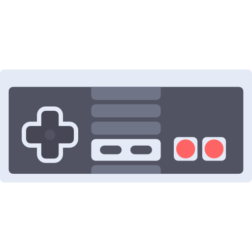 Game Console, Video Game, Game Over, Gaming, Gamer Icon