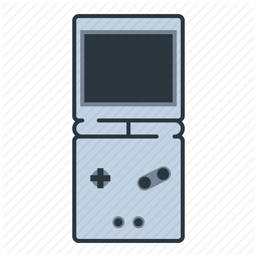 Advance, Console, Controller, Game, Gamepad, Joystick, Nintendo Icon