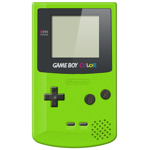 Gameboy Icons
