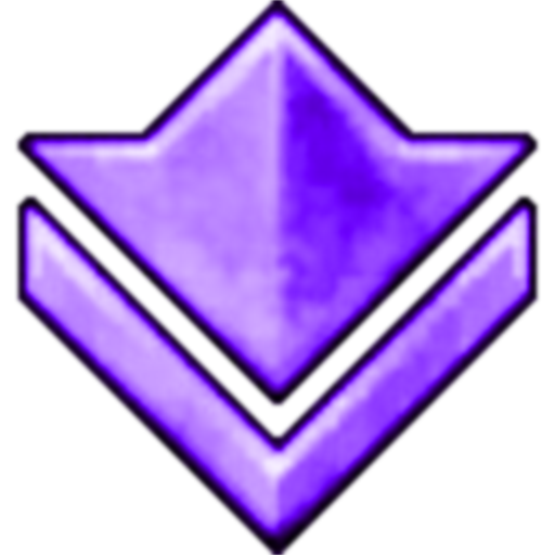 Purple, Advance, Gameboy Icon