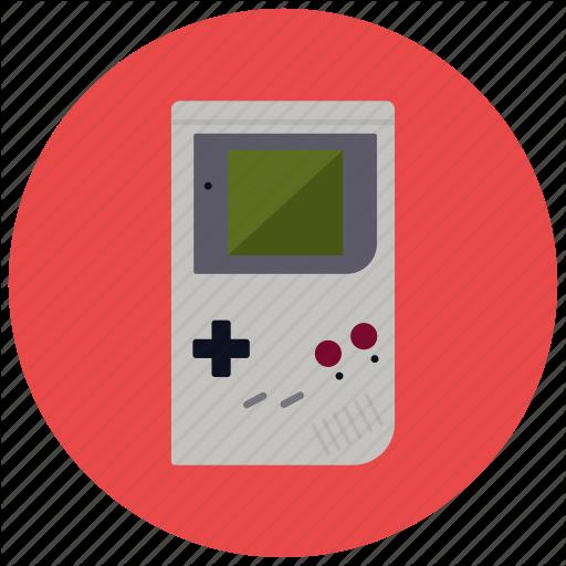 Color, Entertainment, Gameboy, Gaming, Leisure, Retro, Vintage Icon