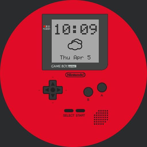 Gameboy Pocket For Moto