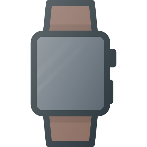 Iwatch, Smart, Watch, Gadget, Time Icon Free Of Free Set Color Outline