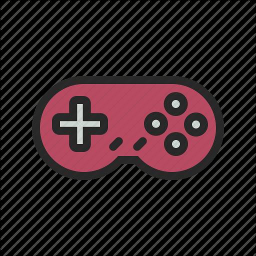 Controller, Game, Gamepad, Gamer, Play, Retro Icon