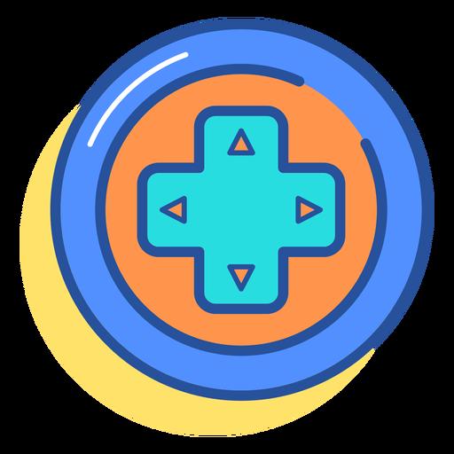 Gamepad Arrow Keys Icon