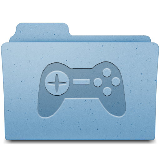 Games Folder Icon Mac Images