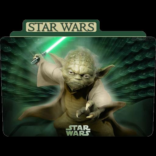 Folder Icons Star Wars