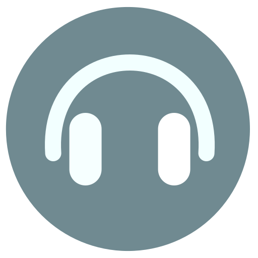 Audio, Headset Icon Free Of Zafiro Devices