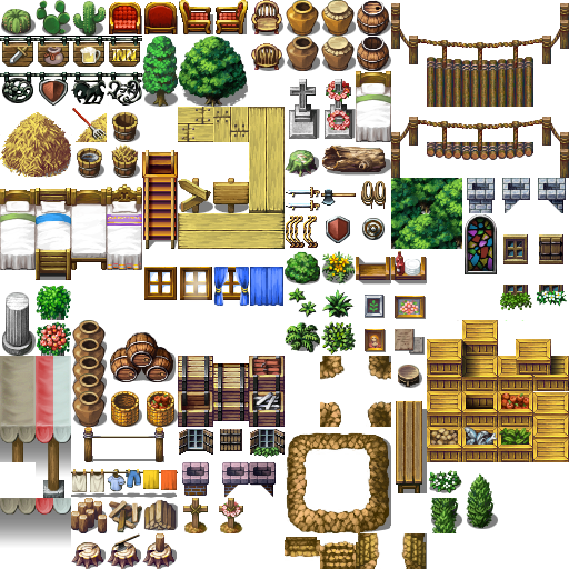 The best free Tilesets icon images  Download from 11 free