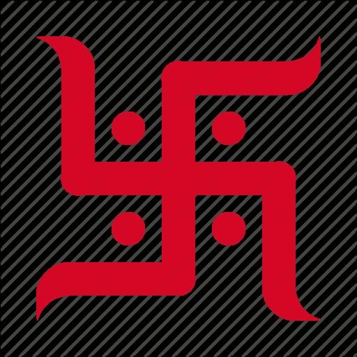 Diwali, Ganesh, Godess, Hindu, Laxmi, Saraswati, Swastik Icon