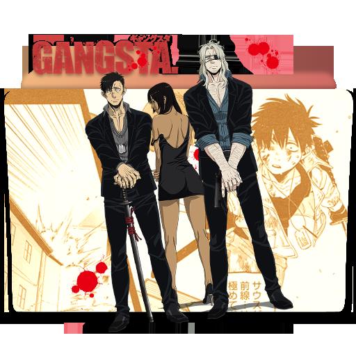 Gangsta Folder Icon