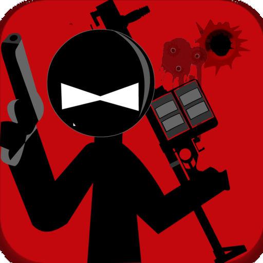 A Stickman Shooting Gangster Pro