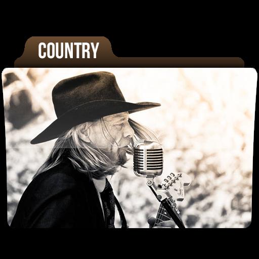 Country, Music, Folder, Folders Icon Free Of Music Folder Icons
