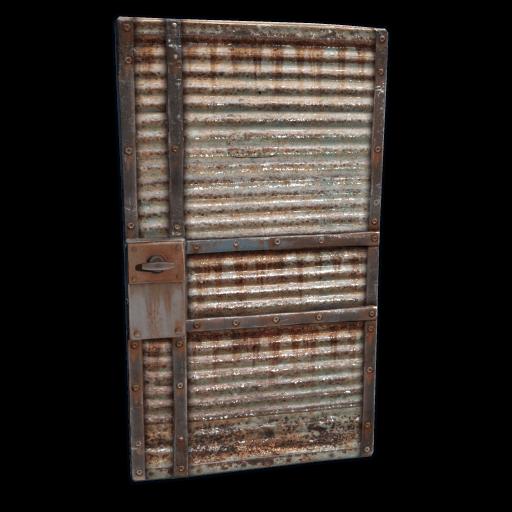 Recycled Garage Door Rust Wiki Fandom Powered