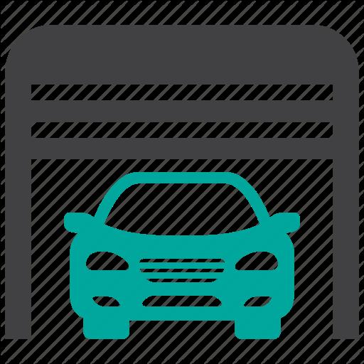 Auto, Automobile, Car, Garage Icon