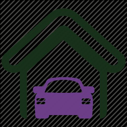 Automobile, Car, Garage Icon