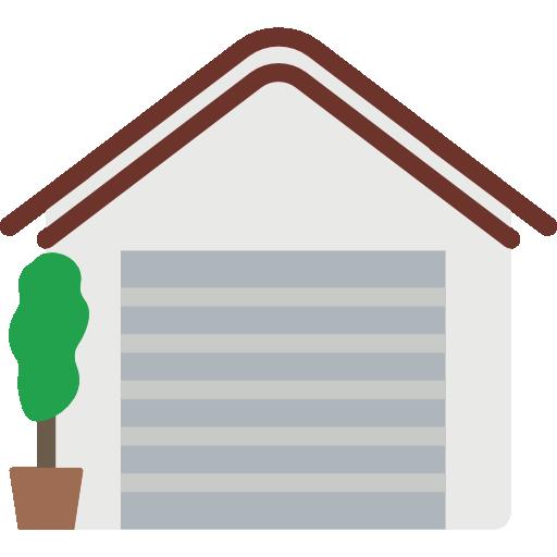 Garage Icon Household Compilation Smashicons