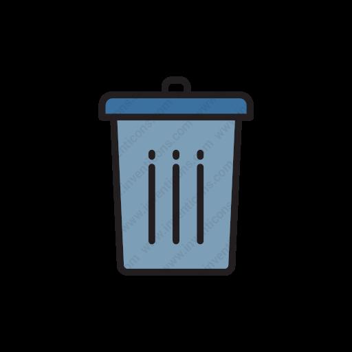 Download Erasewastebin,recycle,erase,trash Icon Inventicons