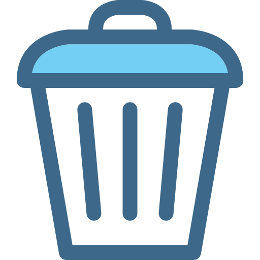 Garbage, Trash, Recycle Icon