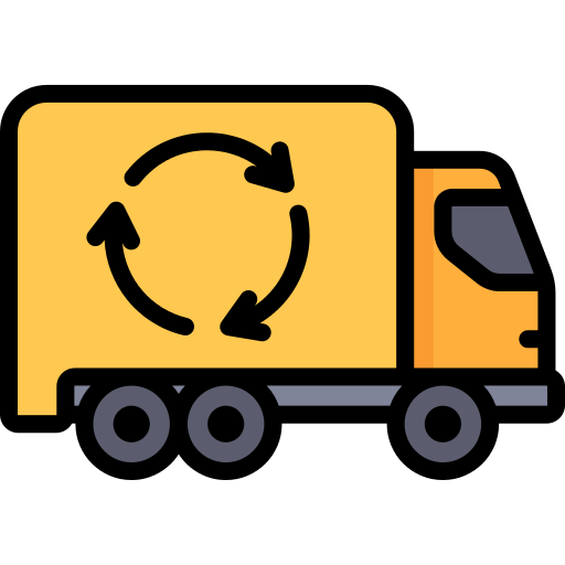 Garbage Truck Png Icon