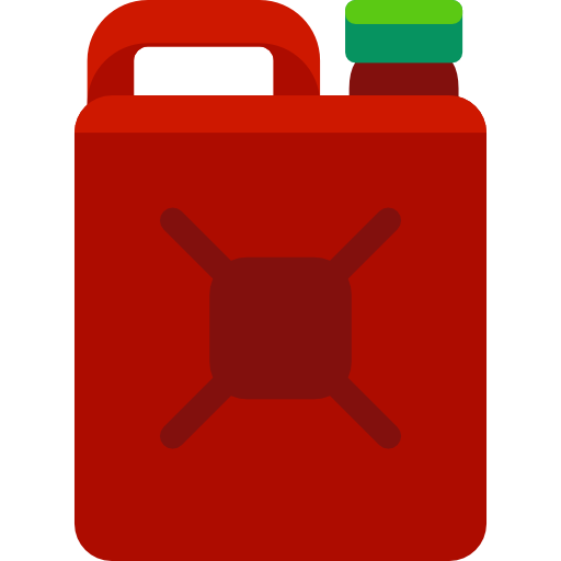 Can, Transport, Petrol, Gasoline, Miscellaneous, Gas Icon