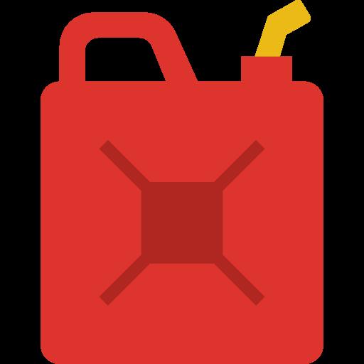 Petrol, Gas, Can, Transport, Gasoline Icon