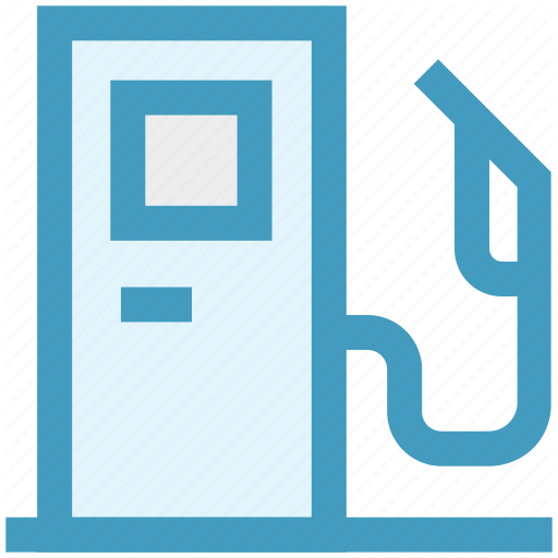 Fuel, Gas, Gas Pump, Gas Station, Petrol, Petrol Station, Pump Icon