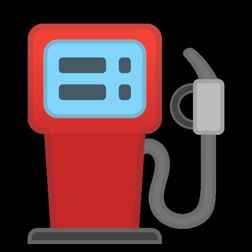 Fuel Pump Icon Noto Emoji Travel Places Iconset Google