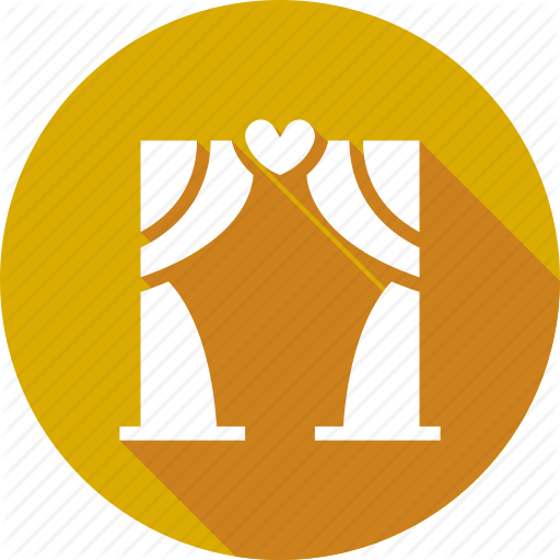 Gate, Heart, Love, Star, Wedding Icon