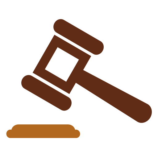 Auction, Gavel, Hammer Icon With Png And Vector Format For Free