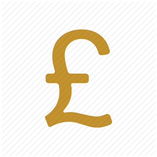 British Pound, Currency, Finance, Gbp, Pound, Pound Sterling Icon
