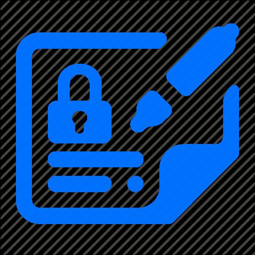 Audit, Complaint, Compliance, Gdpr, Sanction Icon