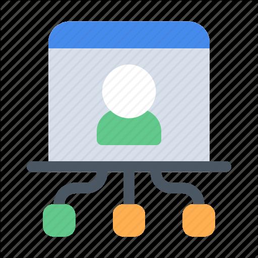 Data, Gdpr, Personal Data Icon