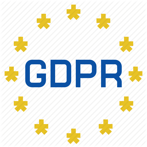 Gdpr, General Data Protection Regulation Icon