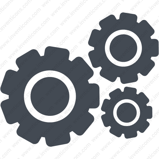 Download Gears,preferences,gear,setting,options Icon Inventicons
